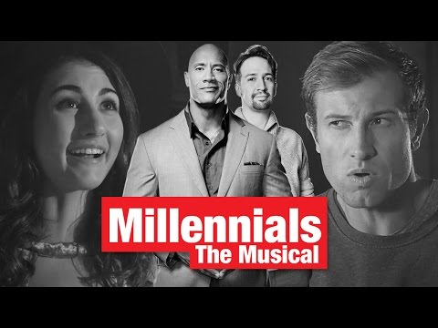 "Lin-Manuel Miranda & Dwayne ""The Rock"" Johnson Present ""Millennials: The Musical"""