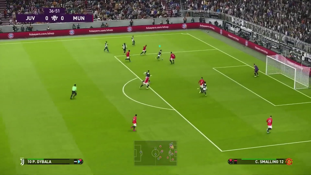 PES 2020 Tutorial skills techniques