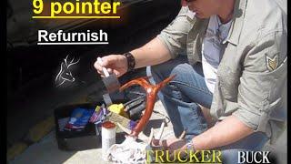 Deer Antler Remodel Refurnish And Decor