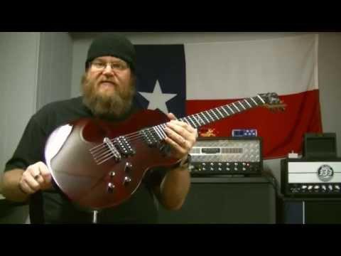 Chapman Guitars ML 2 Black Cherry for Big John!