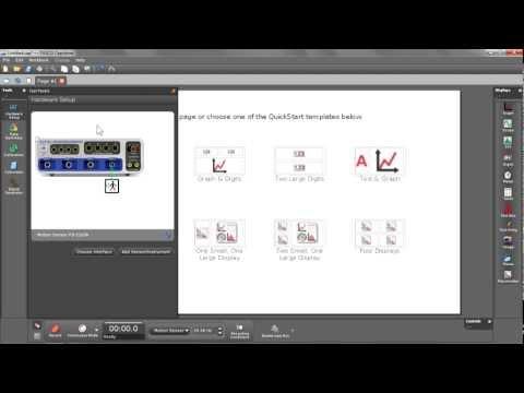 PASCO Capstone Software Introduction