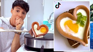 I tried out RECIPES from TIKTOK food videos part 2