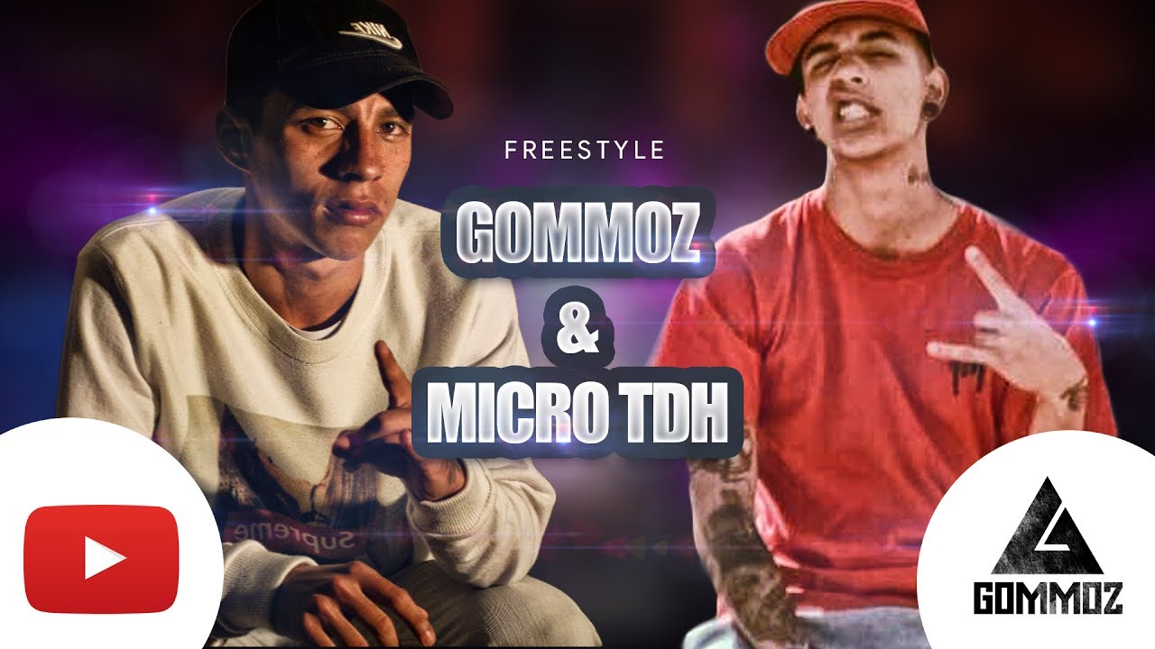 c9b229a17 Gommoz & Micro TDH - Freestyle - YouTube
