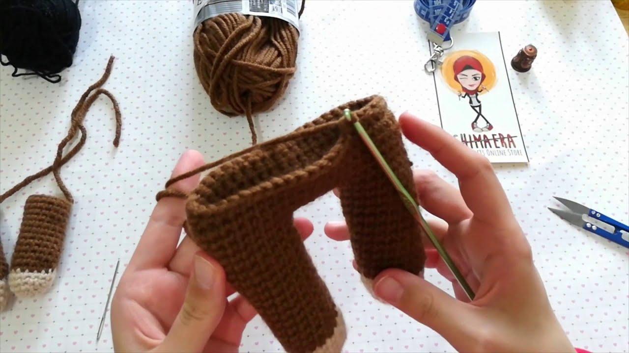 Lenn's Craft ♥ Handmade doll♥ Amigurumi ♥ : Mr. Bean Teddy bear ...   720x1280
