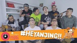 CAMEO Music Corner: #HEYANJING !!!!