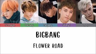 BIGBANG - FLOWER ROAD [Lyrics Han | Rom | Indo] Lirik Terjemahan Indonesia Video
