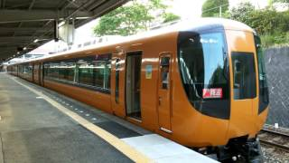 [4K]大阪難波行き特急 22600系AF02 賢島発車