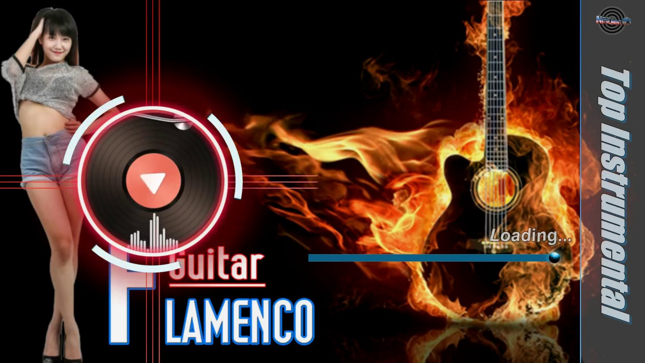 GUITAR FLAMENCO TOP INSTRUMENTAL ROMANTIC | Siêu Phẩm Không Lời Cực Chất Gây Nghiện