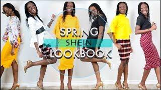 Huge Shein Try-On Haul 2018! - SPRING LOOKBOOK