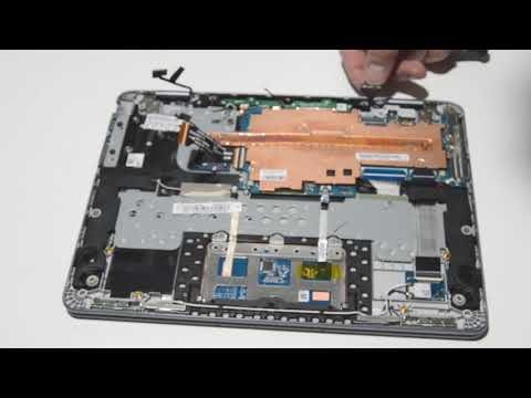 How to Disassemble Samsung Chromebook XE525qbb