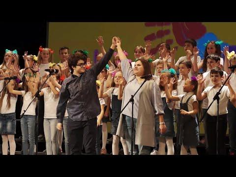 Аллилуия любви! Концерт по произведениям композитора А. Рыбникова.