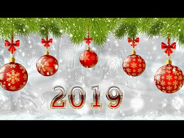 you can click on play button to play the video and enjoy the art of happy new year greetings 2019 engraved in this video