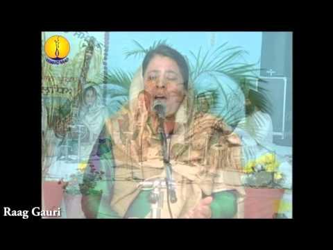 AGSS 2012 : Raag Gari - Bibi Gursharan Kaur ji delhi Wale