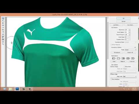 Ghost Mannequin Tutorial | Clipping Path India