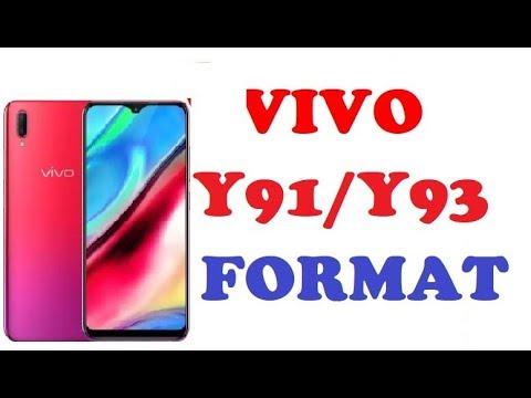 VIVO Y91/Y93 FORMAT/REST SOLUTION