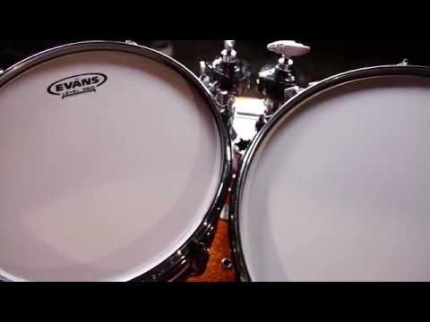 Evans Drum Heads with Larnell Lewis