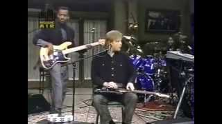 Jeff Healey - See The Light - Night Music 1988 YouTube Videos