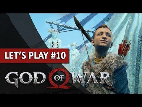 GOD OF WAR : Tu ne fais PAS LE POIDS ! | LET'S PLAY FR #10