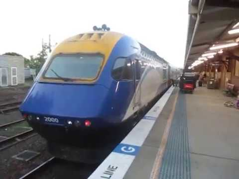 Sydney to Griffith and Broken Hill, by train and bus. John Coyle video.
