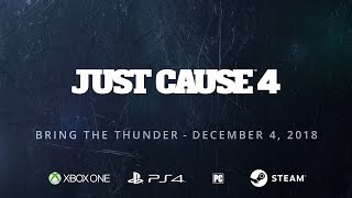 """Just Cause 4 - ★ Soundtrack """"I'm Just"""" ★ Song Trailer [2018]"""