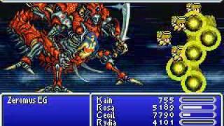 Final Fantasy IV Advance Zeromus EG