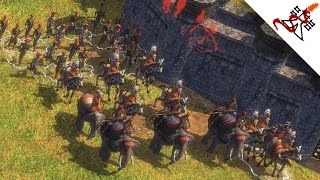 Age of Empires 3 - 2vs2 SERGIU THE CONQUEROR | Multiplayer Gameplay