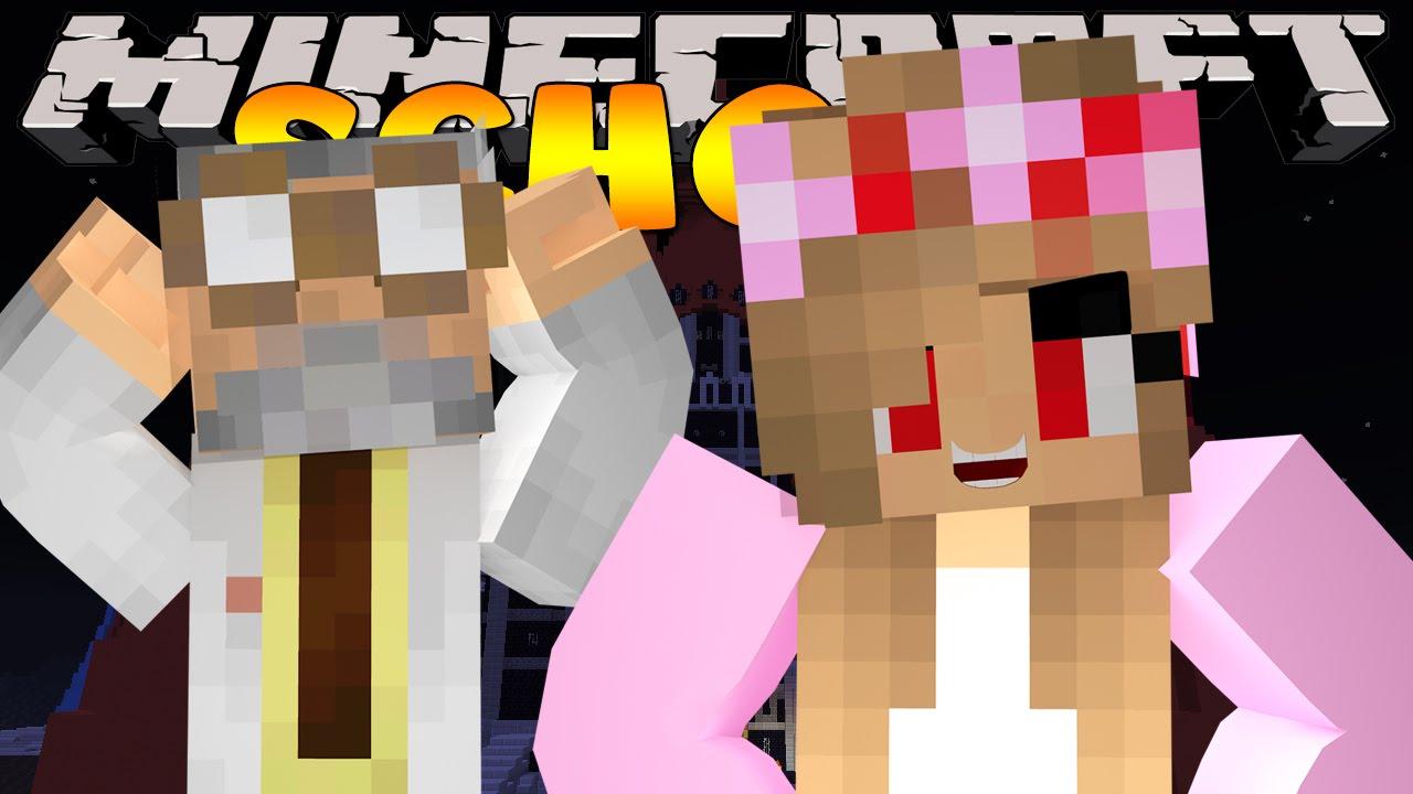 Minecraft school evil little kelly becomes a super villain youtube