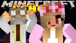 Minecraft School - EVIL LITTLE KELLY BECOMES A SUPER VILLAIN!