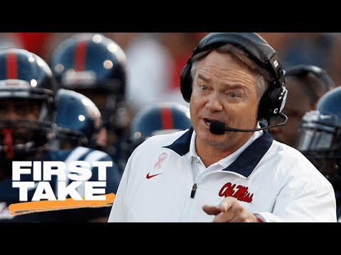Did Houston Nutt Get His Ultimate Revenge On Hugh Freeze And Ole Miss? | First Take | ESPN