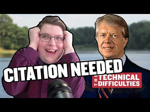 Jimmy Carters Rabbit and Tinfoil Hats: Citation Needed 3x05