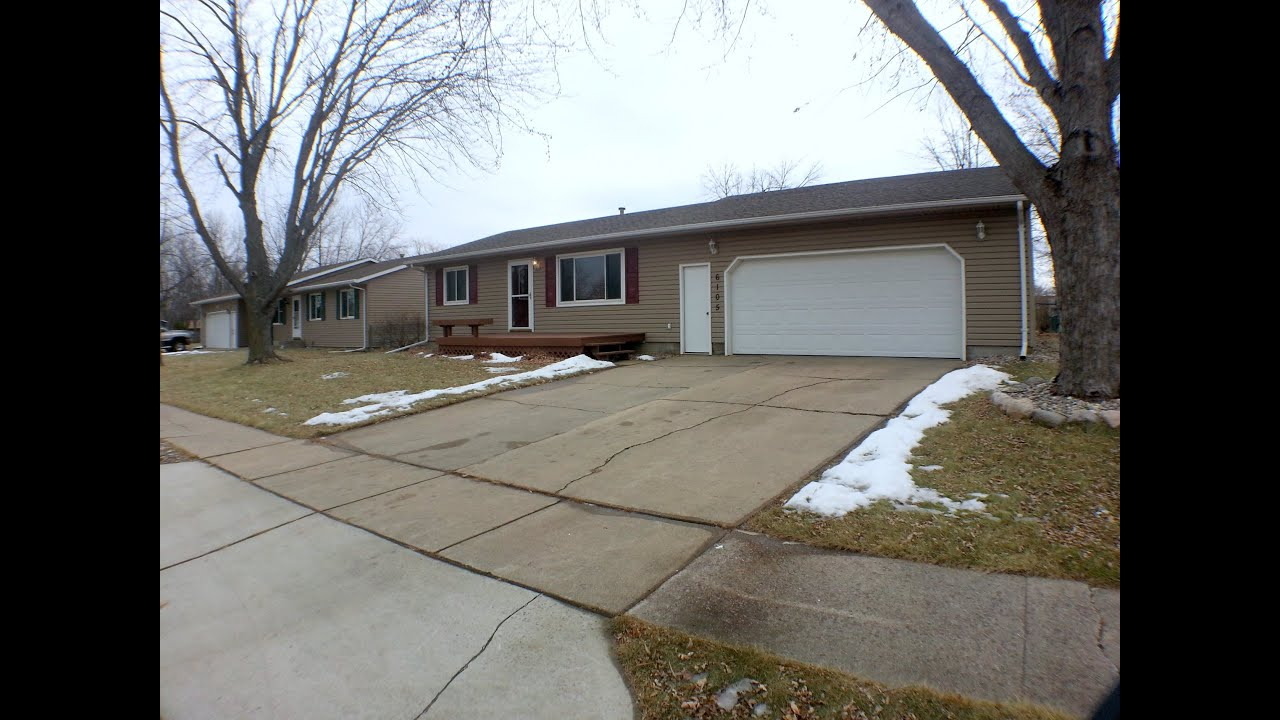 Sioux Falls Property Management 6105 W 58th Street