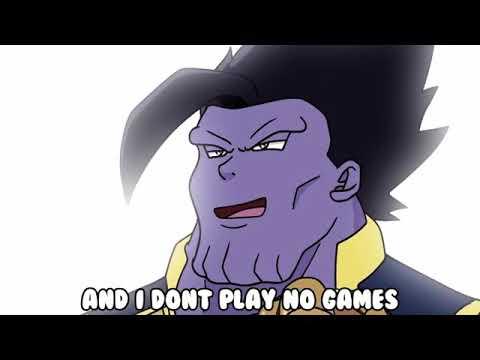 SSJ9K - Thanos is my name