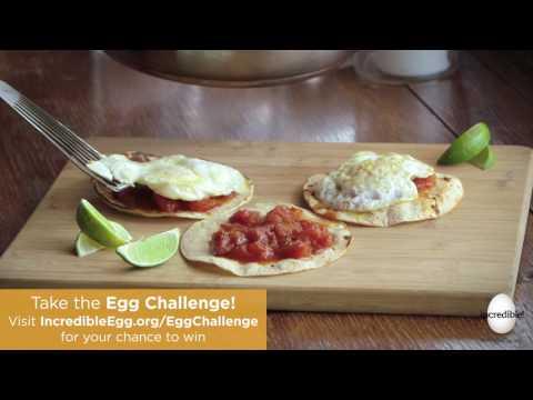 Take the Egg Challenge!