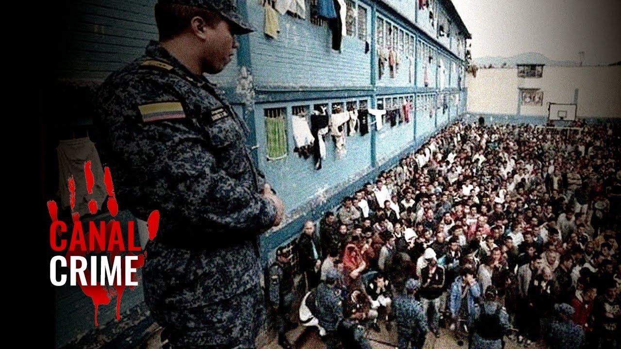 "Colombie : Entrez dans ""La Modelo"", la prison de la mort"