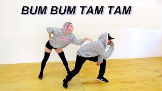 Bum Bum Tam Tam MC Fioti Coreografia Maki Thyago Perla.mp3