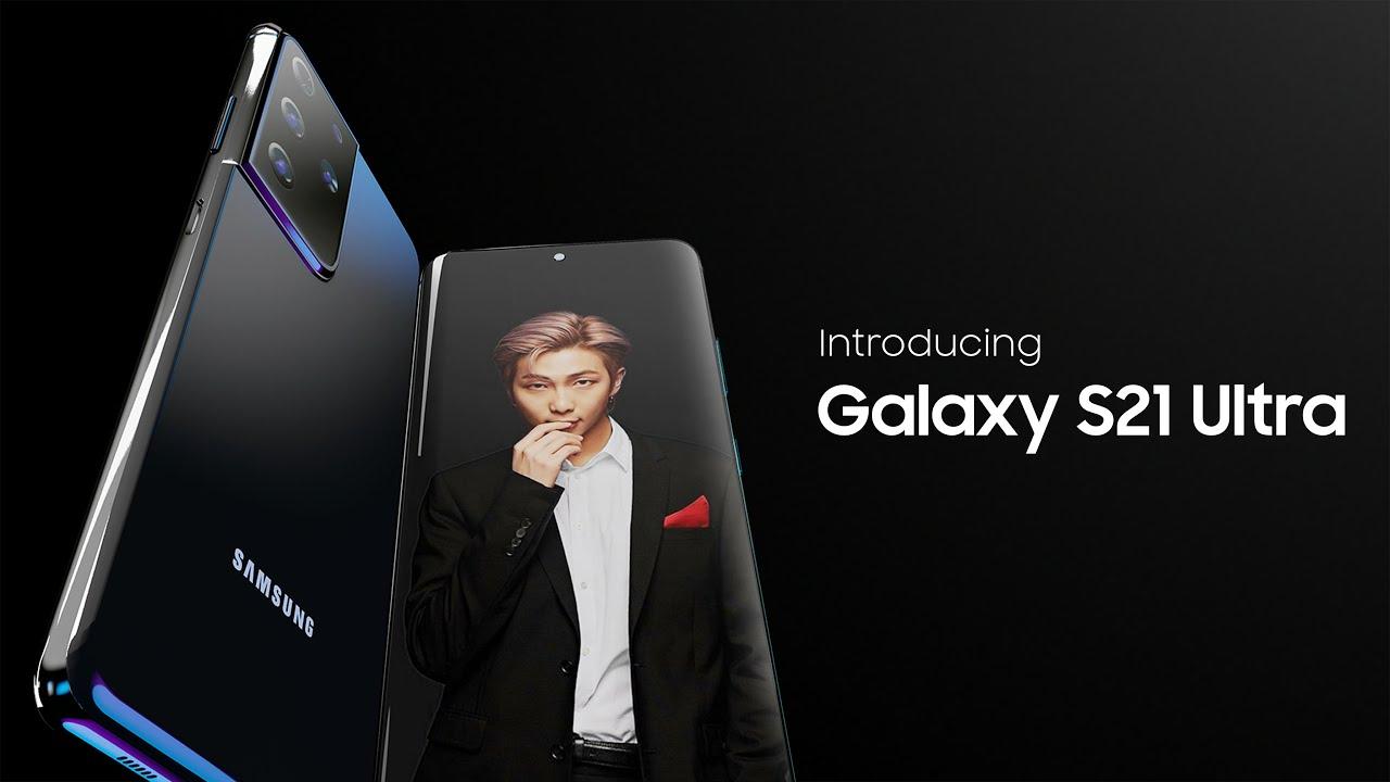 Samsung Galaxy S21 Ultra : Trailer