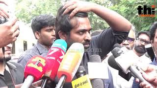 ஏடாகூட கேள்வி பத்திரிகையாளரிடம் சண்டையிட்ட விஜய் சேதுபதி | Vijay sethupathi Fight with Reporter