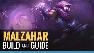 League of Legends - Malzahar Build and Guide