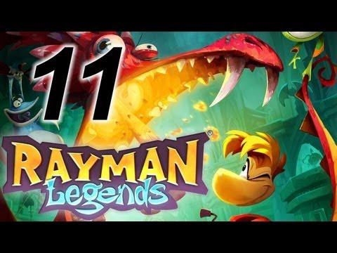 Прохождение Rayman Legends [Кооператив] #3
