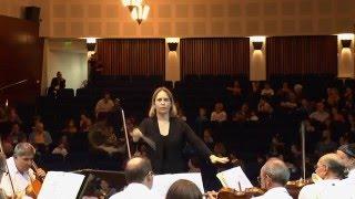 Till Eulenspiegel (excerpt) Haifa Symphony Orchestra/Talia Ilan