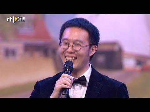 Xiao Wang verrast jury en publiek - HOLLAND'S GOT TALENT