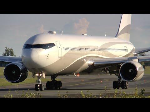 "Roman Abramovich Boeing 767-33A(ER) - ""The Bandit"" at Copenhagen Airport"