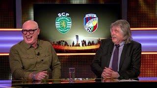 Johan en René kijken liever Peter R. de Vries dan Europa League-voetbal
