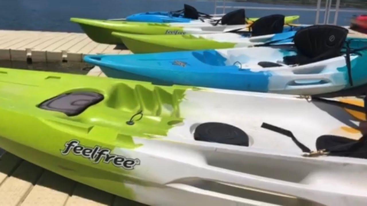What Makes A Good Rental Kayak?