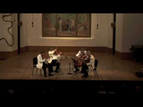 The Orion String Quartet Plays Beethoven op.59 #3 IV