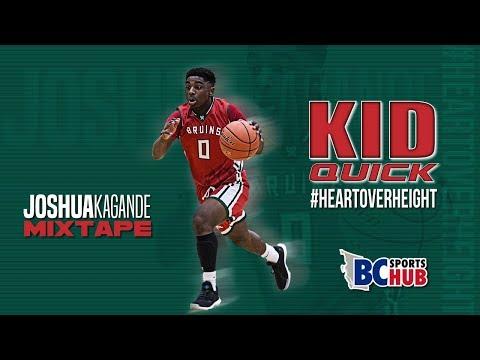 Joshua Kakande is EXTREMELY QUICK!! #HeartOverHeight