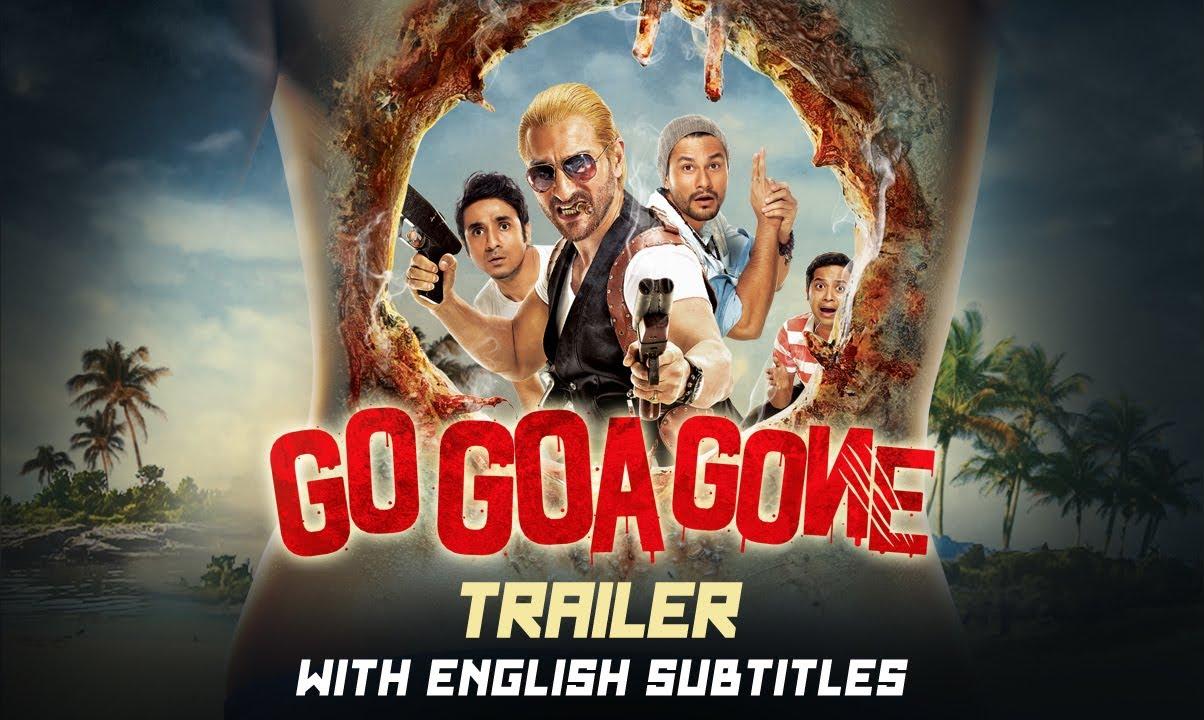 Go Goa Gone 2013