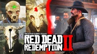 Red Dead Redemption 2 Mysteries - The Curse of Valentine