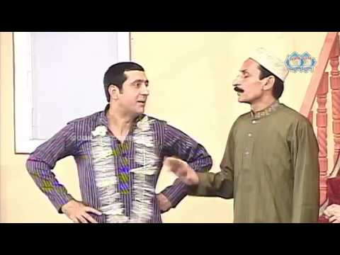 Zafri Khan And Iftikhar Thakur New Pakistani Stage Drama  - Full Comedy Clip 2017