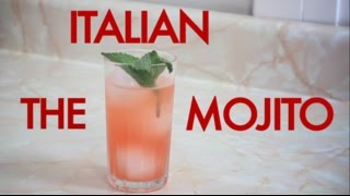 How To Make An Italian Mojito -drinks Made Easy